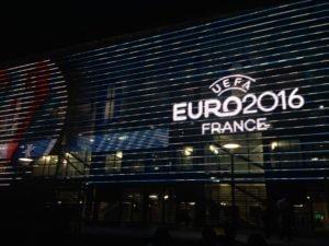 Lo stadio di Lille