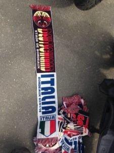 prodotti contraffatti per Germania Vs Italia