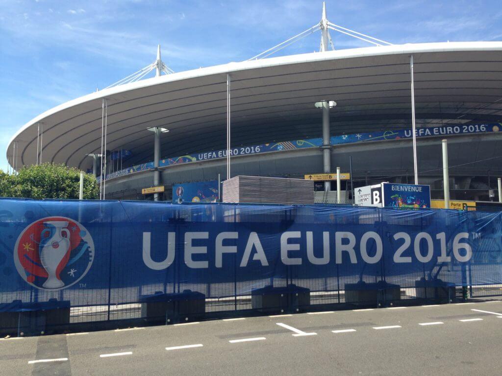 Stade de France: la Finale a Parigi