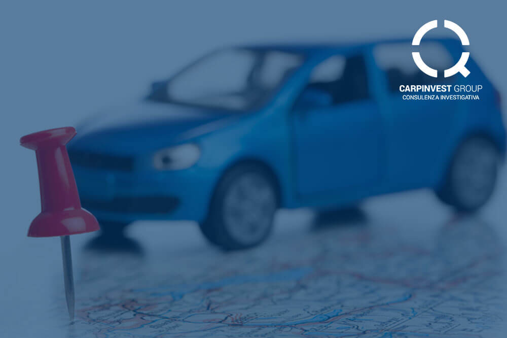 GPS tracking systems fitted in company cars considered lawful italy