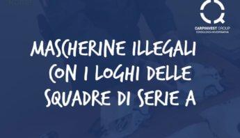 Mascherine illegali Serie A - Brand Protection